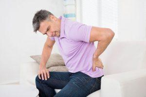 Osteochondrose und Spondylose